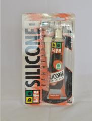 Sanitary silicone sealan