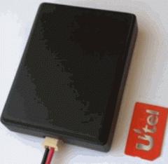 GPS tracker (Automobile GPS indicator)