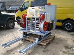 Microlaboratory high-voltage test LMP-50