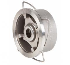 Backpressure interflange valve 2415 04-16