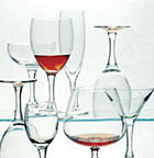 Изделия из стекла, Украина