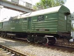 Power plant diesel mobile PE1 of 1050 KW on