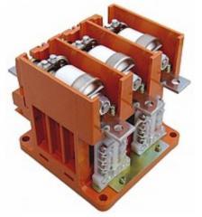 Contactors vacuum low-voltage KVNS 3-250/1,14-4,5.