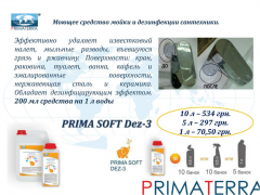 Detergent of a sink and disinfection of bathroom