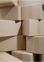 Corrugated packaging, Kiev