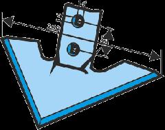 Лапа культиватора флекси коил (Flexi-Coil)