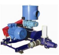 Compressors rotor series of BP, GR