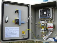 Автоматика для водонапорной башни.Станция Каскад К