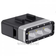 External Illumination of Sp Pov Light For Gopro