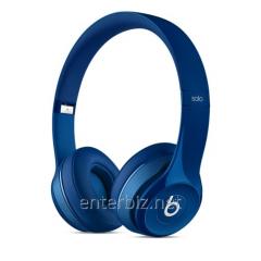 Гарнитура Beats Solo2 On-Ear Headphones Blue (Mhbj2Zm/A), арт.126276