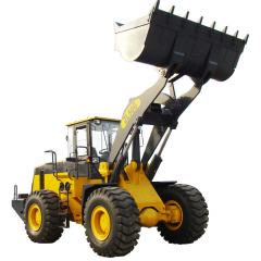 Scales for the wheel loader