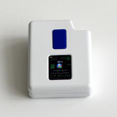 Telemedical electrocardiogram GPS monitor