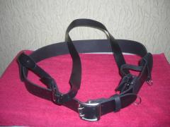 Sword belts leather, sword belts