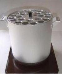 Bath water for butyrometers