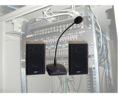 Panel of selector communication desktop CBT 2