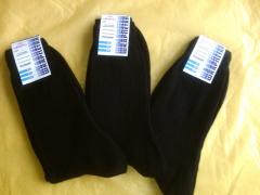 Носки мужские хлопчато - бумажные Х/Б