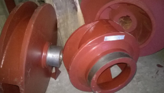 The driving wheel to the pump FG 144/46