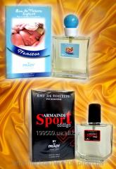 Armani's perfumery sport toilet water,
