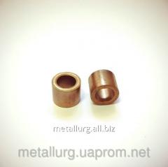 Bronze-and-graphite bush 8х12х10