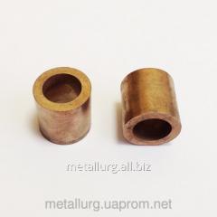 Bronze-and-graphite bush 20х30х30