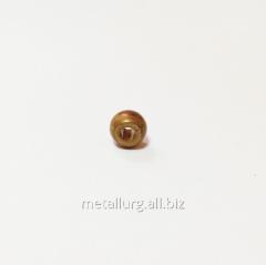 Plug spherical bronze-and-graphite 5х12х8