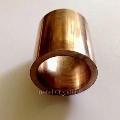 Bronze-and-graphite bush 40х50х55