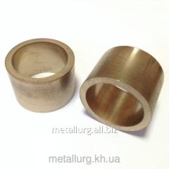 Bronze-and-graphite bush 40х50х35