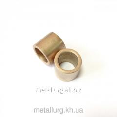 Bronze-and-graphite bush 16,2х22х20