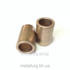 Bronze-and-graphite bush 16,2х22х32
