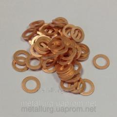 Washer copper 10х16х2