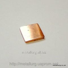 Contact sealing copper CPU 20x20 (TsP202025)