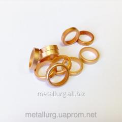 Washer copper sealing 12х15х3,5