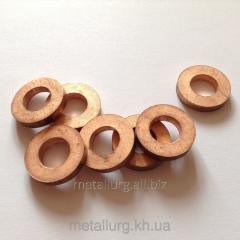 Washer copper 13х25х4,5