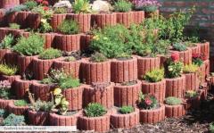 SVAHOVÁ TVÁRNICA blocks for a decorative low