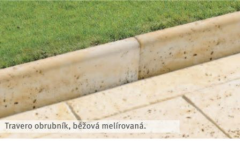 Decorative borders of BRADSTONE TRAVERO