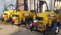 BSD-250-350 concrete mixer