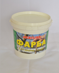 Paint for trees and bushes of 1,4 kg of Akrilika