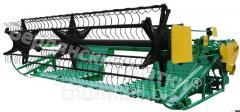 Harvester leguminous counter and line ZhBV-4,2