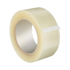 The adhesive tape width is 45 mm, length is 50 m