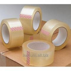 The adhesive packaging tape width is 45 mm, length