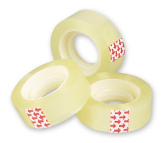 The adhesive packaging tape of 45 mm length is 500