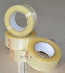The packaging adhesive tape of 48 mm, length is