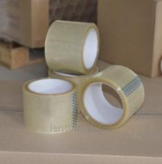 The tape of packaging sticky 72 mm, length is 250