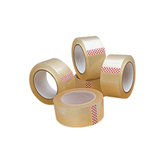 The tape with the glue layer of Hot Melt width is