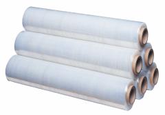 Стретч-пленка упаковочная 20 мкм 500 мм в рулонах
