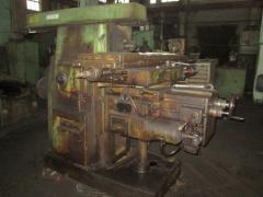 Console milling machine horizontal universal 6P83
