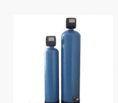 The filter for removal of iron from water