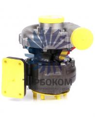 TKP-K-27-145-02 turbocompressor (left)
