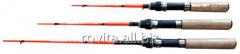 Winter fishing-rods of Condor Condor Rod winter