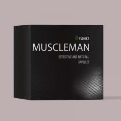 Протеин MUSCLEMAN (Мускулмен) - для роста...